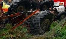 Νεκρός αγρότης σε ατύχημα με τρακτέρ
