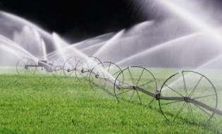 Πότισμα κατά 40% μεγαλύτερης επιφάνειας καλλιέργειας, με νερό εμπλουτισμένο με νανοφυσαλίδες