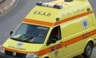 Θεσσαλονίκη: 1,5 ετών αγοράκι έπεσε από μπαλκόνι πρώτου ορόφου