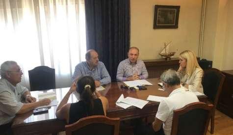 Συνάντηση της Υφυπουργού ΑΑ&Τ, κ. Φωτεινής Αραμπατζή με ΔΣ του Πτηνοτροφικού Συνεταιρισμού «Πίνδος»