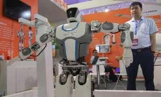Ρομπότ Delivery στο Πεκίνο