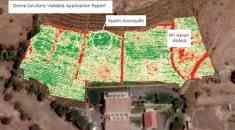 Πλήρη επόπτευση των καλλιεργήσιμων εκτάσεων και της σοδειάς του παραγωγού με τη χρήση της τεχνολογίας (video)