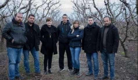 Ανακοίνωση Αγροτικού Συλλόγου Ημαθίας μετά τη συνάντηση με τον ΥπΑΑΤ κ. Μάκη Βορίδη - Ποια τα αιτήματα των ροδακινοπαραγωγών