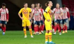 Ατλέτικο - Μπάρτσα: Νικητής στο ντέρμπι η ομάδα της Μαδρίτης